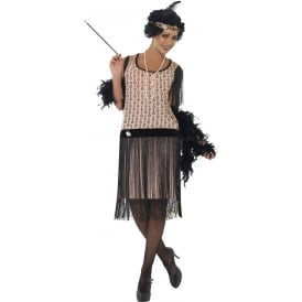 1920's Coco Flapper - Adult Costume