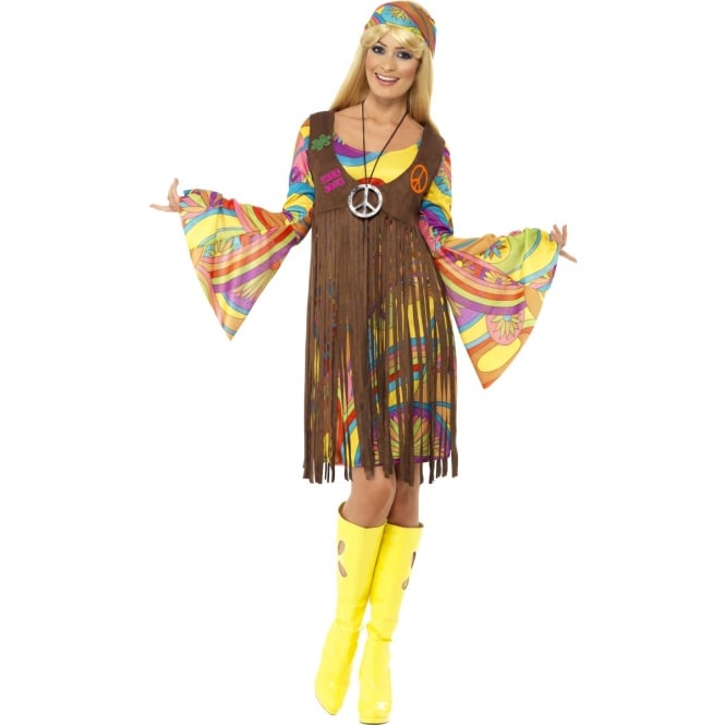 1960's Groovy Lady - Adult Costume