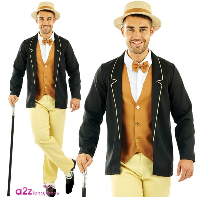 20's Gentleman - Adult Costume