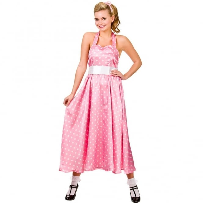 50's Bopper Dress - Adult Costume