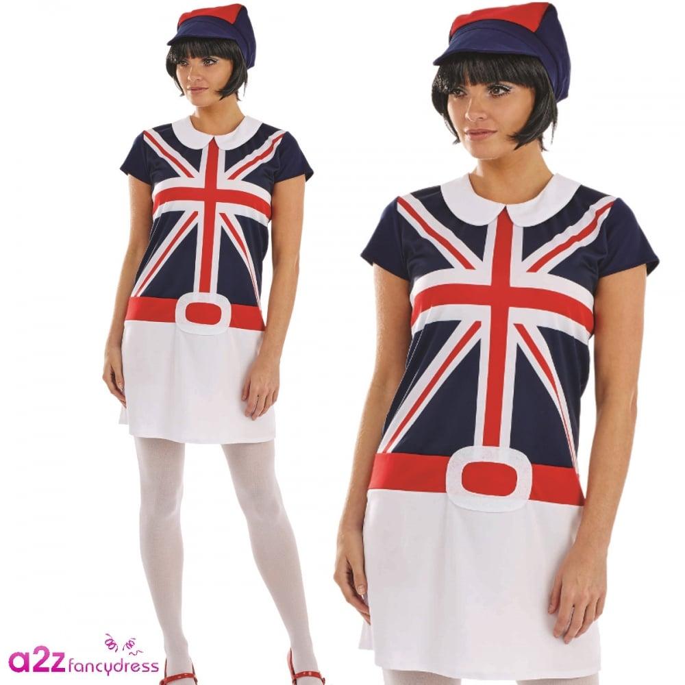 Chic 60\u2019s mod dress
