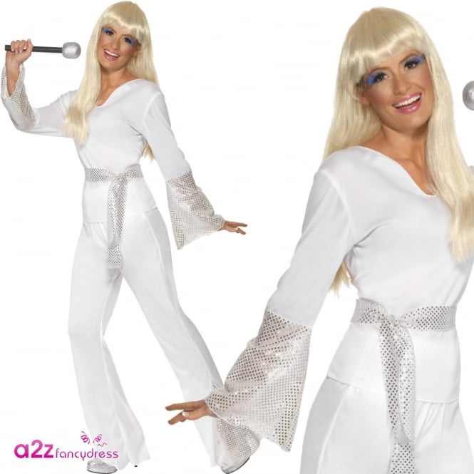 70s Disco Lady - Adult Costume