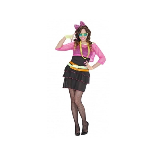 80's Groupie Girl - Adult Costume