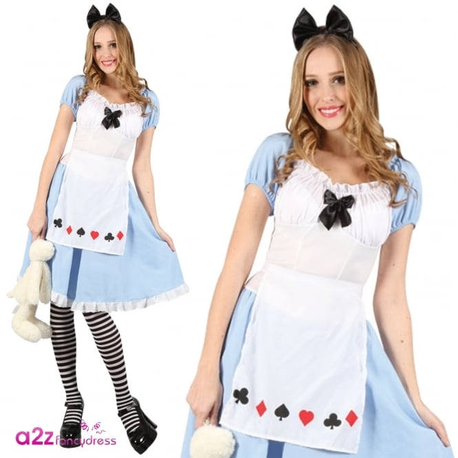 Adorable Alice - Adult Costume