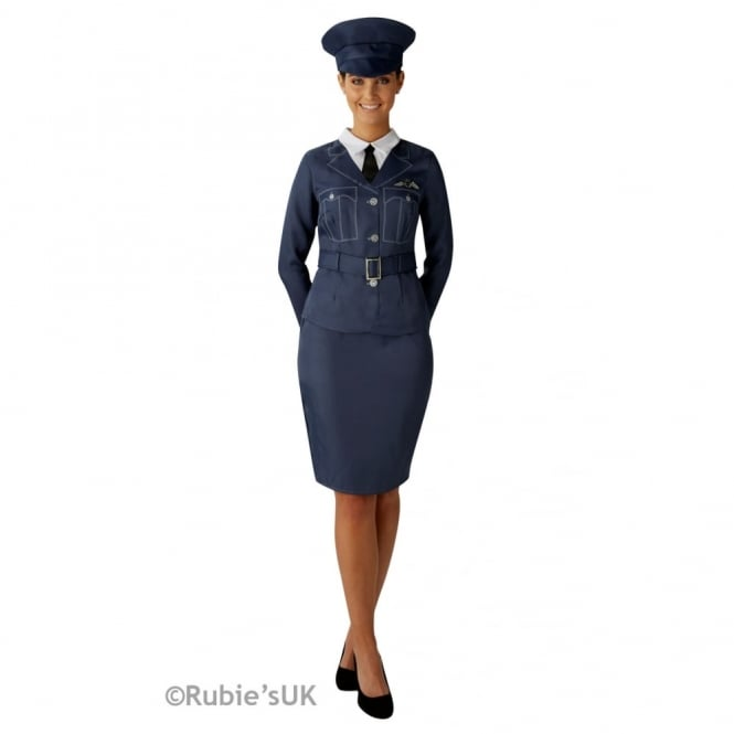 Adult WRAF Girl - Adult Costume
