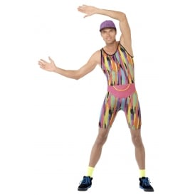 Aerobics Instructor - Adult Costume