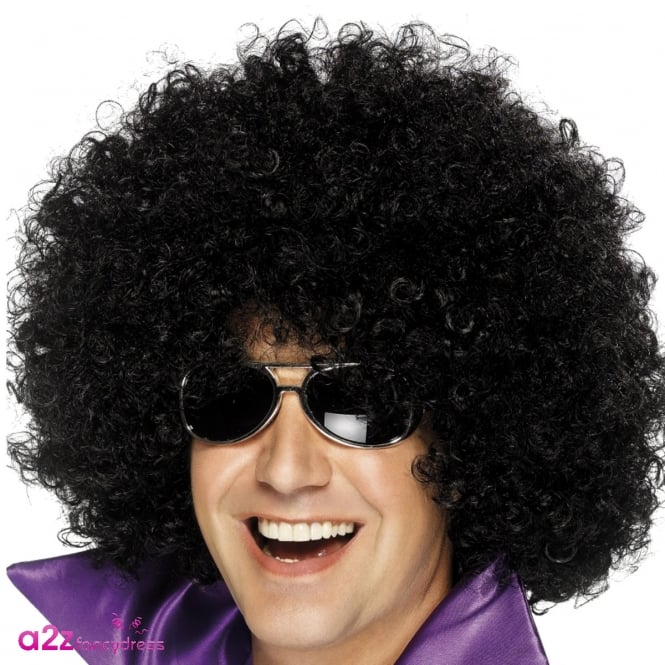 Afro Wig - Adult Accessory