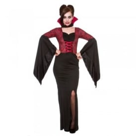 Alluring Vampiress - Adult Costume