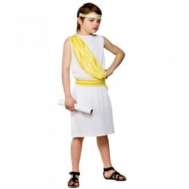 Ancient Greek Boy - Kids Costume