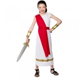 Roman Girl - Kids Costume
