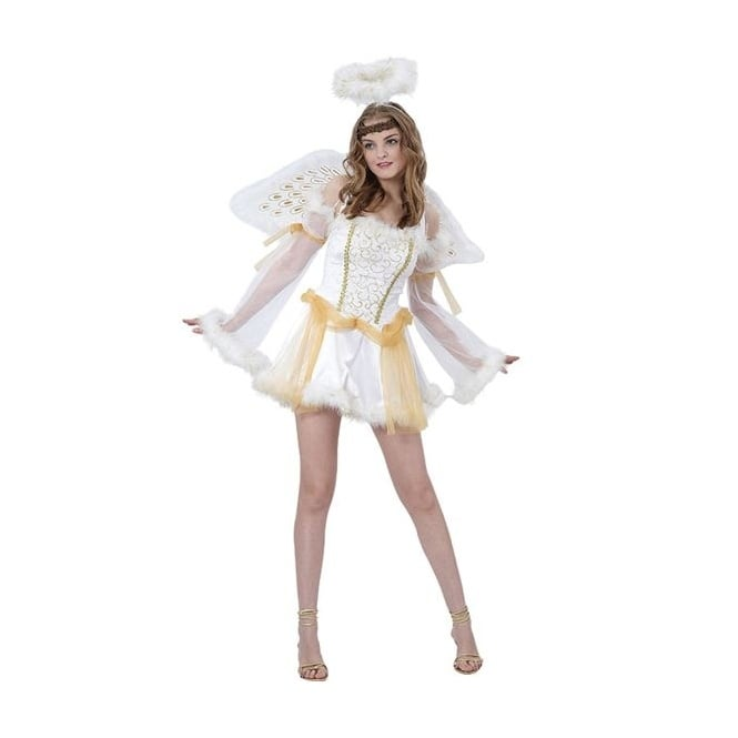 Angel (Sexy) - Adult Costume