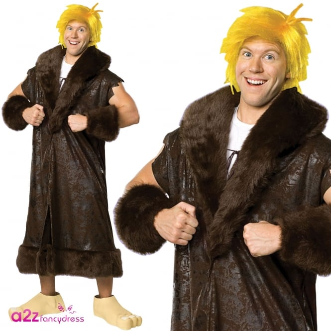 Barney Rubble (The Flintstones) - Adult Costume