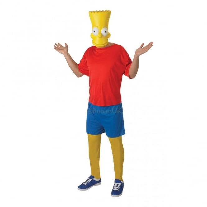 Bart Simpson (The Simpsons) - Adult Costume
