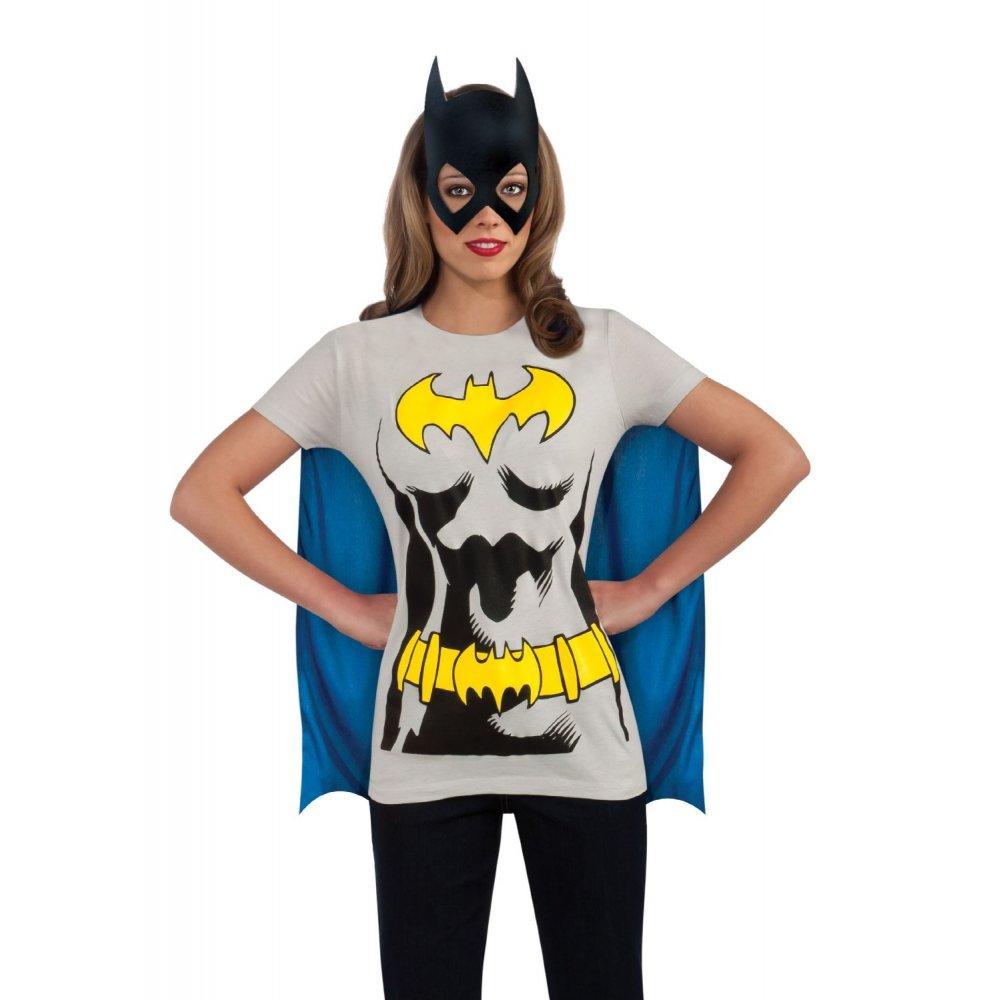 Batman Costume Adult Superhero Halloween Fancy Dress
