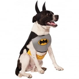 Batman Classic Dog Costume - Pet Accessory
