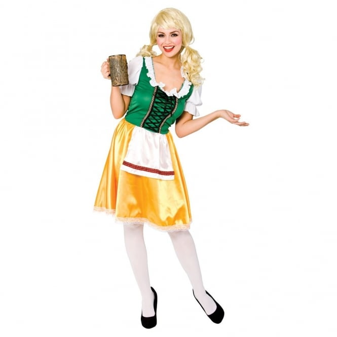 Bavarian Beer Girl - Adult Costume