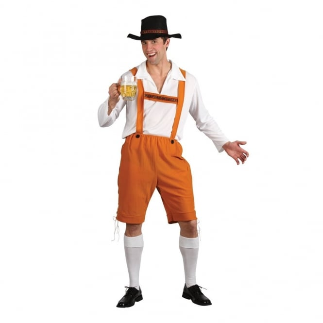 Bavarian Beer Man - Adult Costume