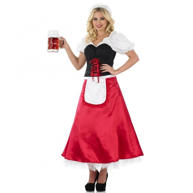 Bavarian Lady - Adult Costume