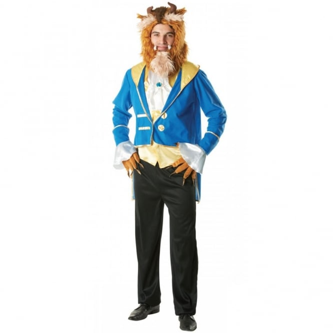 DISNEY ~ Beast (The Beauty & The Beast) - Adult Costume