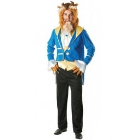~ Beast (The Beauty & The Beast) - Adult Costume