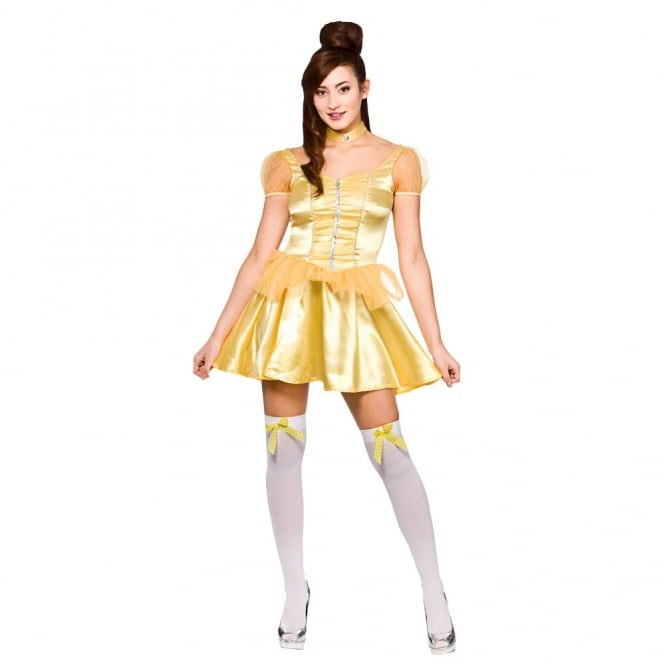 Beautiful Princess (Short) - Adult Costume