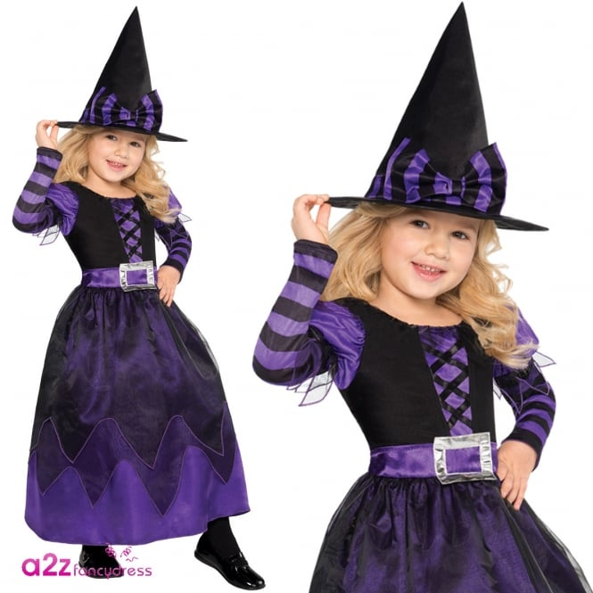 BeWitched Witch- Kids Costume