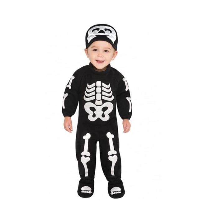 Bitty Bones Skeleton - Infant Costume