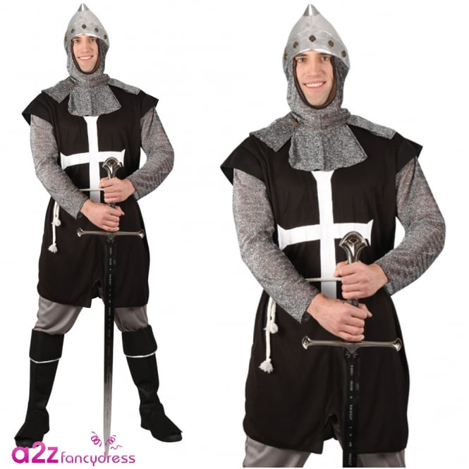 Black Knight - Adult Costume