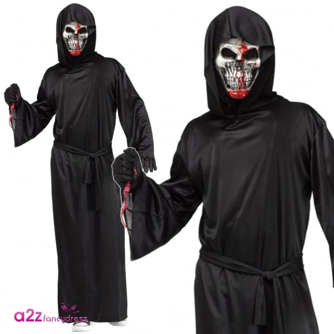 Bleeding Reaper - Adult Costume
