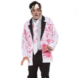 Bloody Jacket - Adult Costume