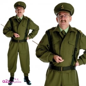 British Homeguard Soldier - Adult Costume
