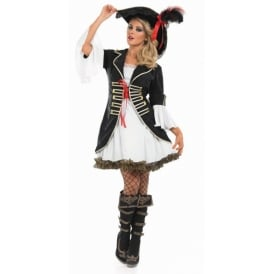 Buccaneer Girl - Adult Costume