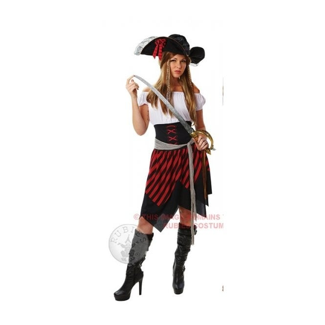 Buccaneer Lady - Adult Costume