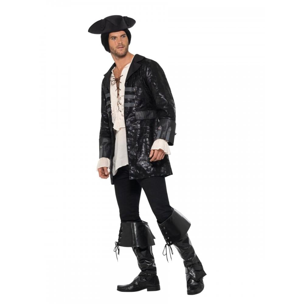 401dce06 Buccaneer Pirate Jacket - Adult Costume