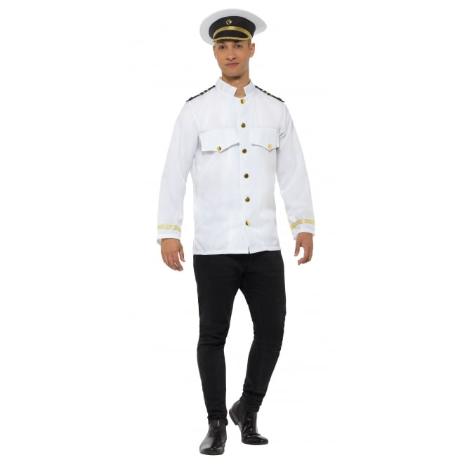 Captain Jacket - Adult Costume