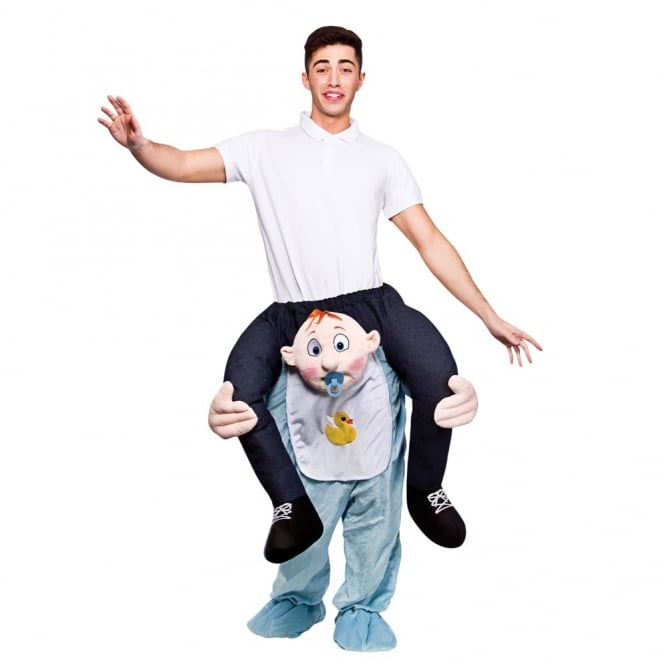 Carry Me Baby - Adult Costume