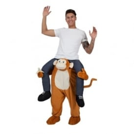 Carry Me Cheeky Monkey - Adult Costume