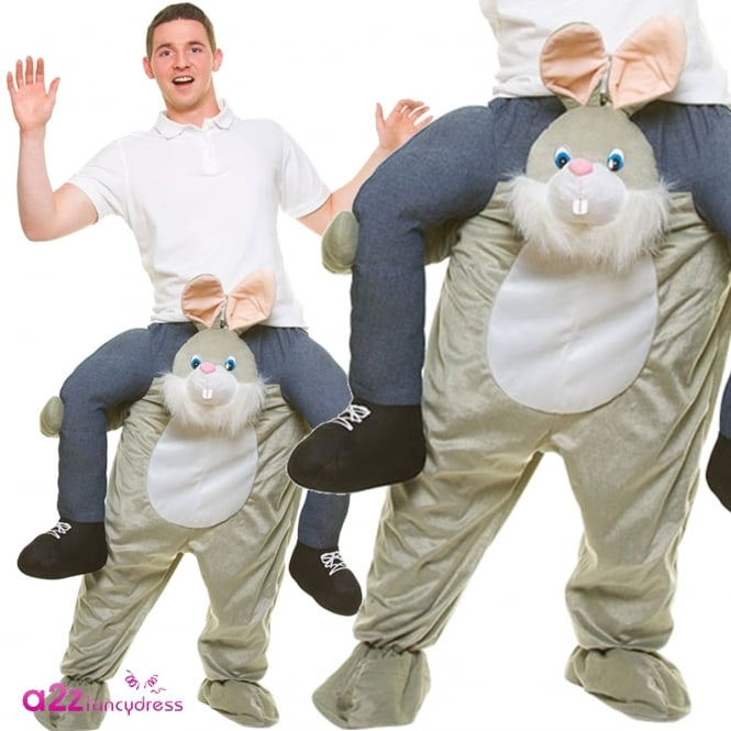 Carry Me Funny Rabbit