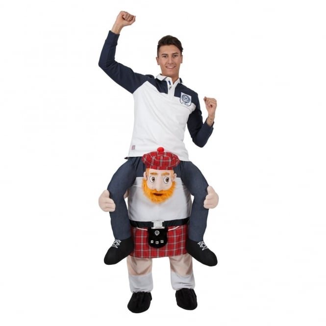Carry Me Scotsman - Adult Costume