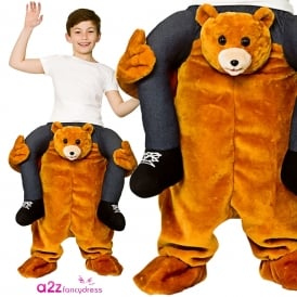 Carry Me Teddy - Kids Costume