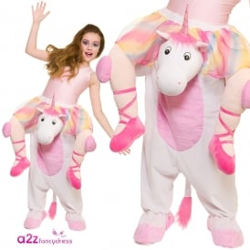 Carry Me Unicorn - Kids Costume
