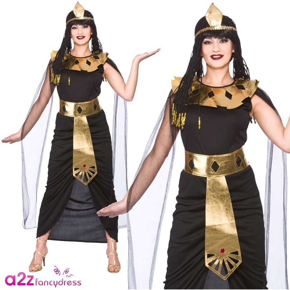charming cleopatra - adult costume