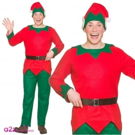 Christmas Elf - Adult Costume