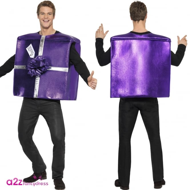 Christmas Present - Adult Costume
