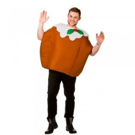 Christmas Pudding - Adult Costume