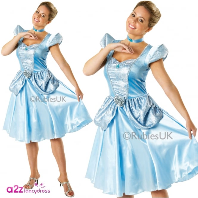 DISNEY ~ Cinderella - Adult Costume