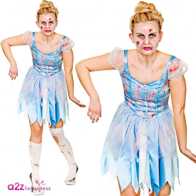 Cinders After Dark - Adult Costume