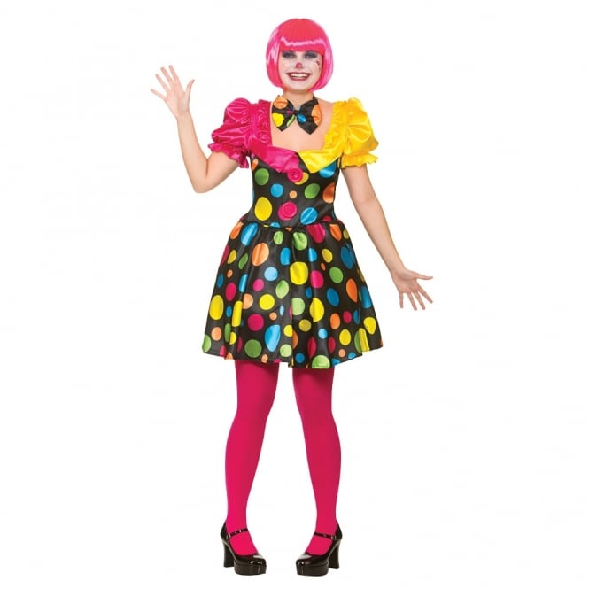 Circus Clown - Adult Costume