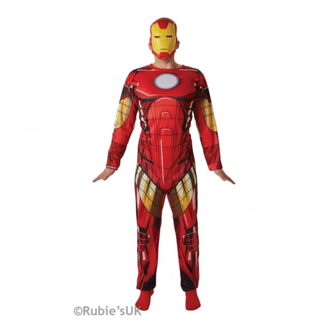 AVENGERS - ASSEMBLE ~ Classic Iron Man - Adult Costume