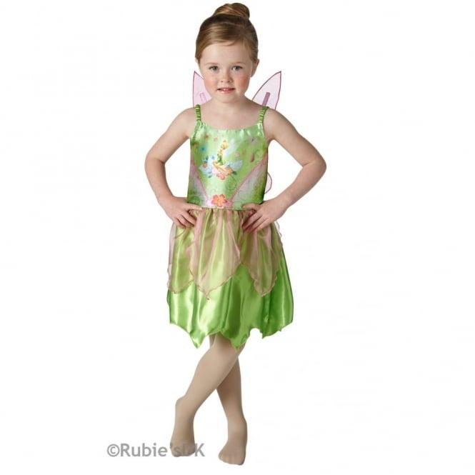 DISNEY FAIRIES ~ Classic Tinker Bell - Kids Costume - Kids Costumes from A2Z Fancy Dress UK  sc 1 st  a2z Fancy Dress & DISNEY FAIRIES ~ Classic Tinker Bell - Kids Costume - Kids Costumes ...